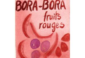 Infusion fruits Bora-bora